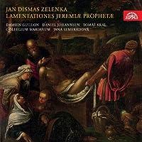 Zelenka: Lamentatio ZWV53 by Collegium Marianum