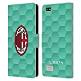 Official AC Milan Home Goalkeeper 2020/21 Crest Kit Leather