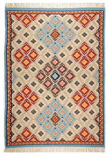 Tapis Kilim Multicolore Taille 160 x 230 cm