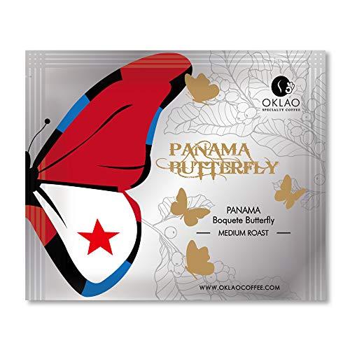 OKLAO Panama Boquete Butterfly Drip Coffee Bag Kaffee