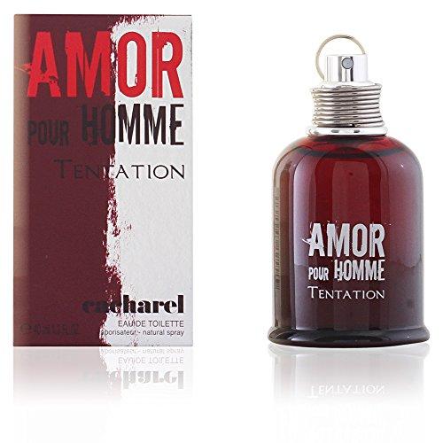 Homme Eau De Toilette TENTATION amor VAPO 40 ML original