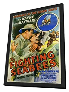 The Fighting Seabees 11 x 17 Movie Poster - Style A by postersdepeliculas