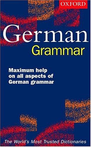 Oxford Easy German Grammar