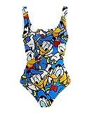 Donald Duck One Piece Swimsuit Blue