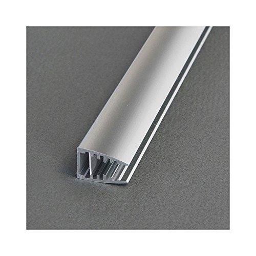 Vision-EL Profilé pour bandeau LED, Gris