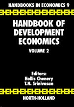 Handbook of Development Economics, Vol. 2