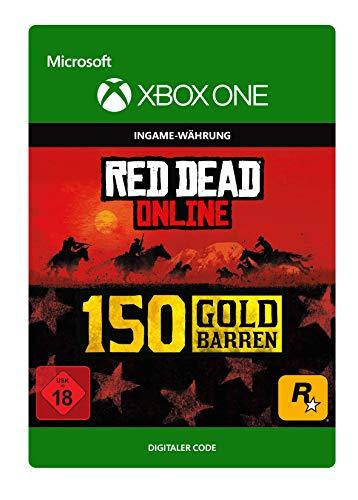 Rockstar Games Red Dead Redemption 2: 150 Goldbarren (DLC) - Xbox One Download Code