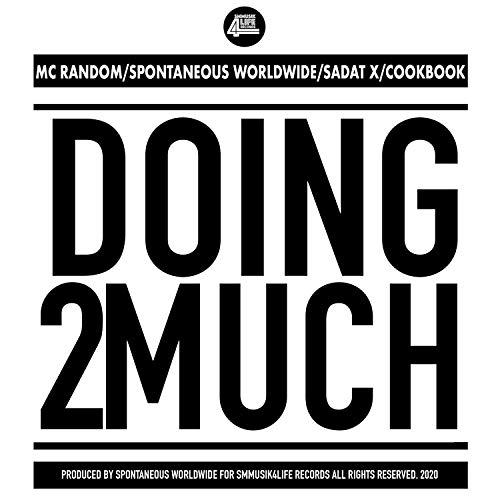 Doing 2 Much (feat. Mc Random, Sadat X & Cookbook) [Explicit]