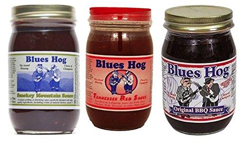 Blues Hog Sauce Barbeque