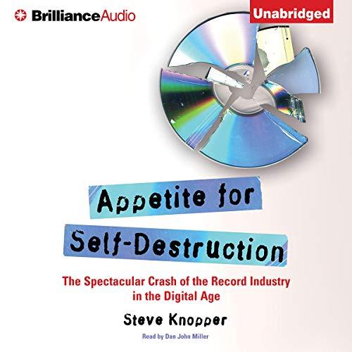 Appetite for Self-Destruction cover art
