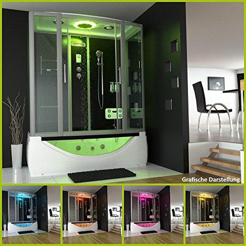 Cabina de ducha completa