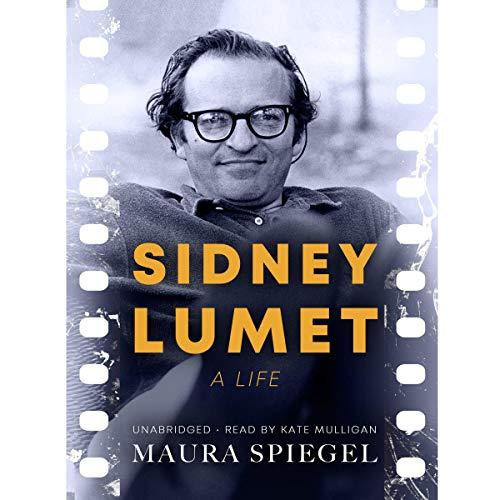 Sidney Lumet audiobook cover art