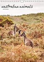 australian animals (Wandkalender 2022 DIN A4 hoch): Die Tierwelt Australiens (Monatskalender, 14 Seiten )