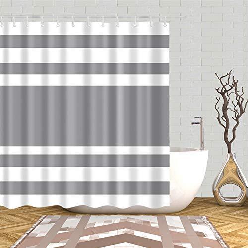 cortinas de baño sencillas