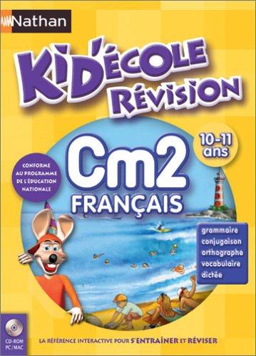 Kid Ecole CM2 Français