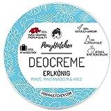 Sommerduft ERLKÖNIG - LIMITED EDITION - Deocreme ohne Aluminiumsalze für Herren + 30 ml...