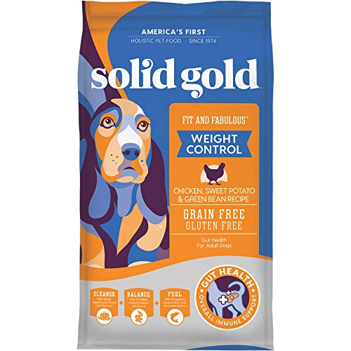 Solid Gold Fit and Fabulous Holistic Weight Control Dry Dog Food
