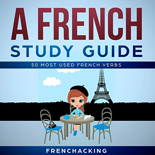 A French Study Guide  audiobook cover art