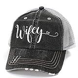 R2N Fashions Wifey - Gorra para mujer