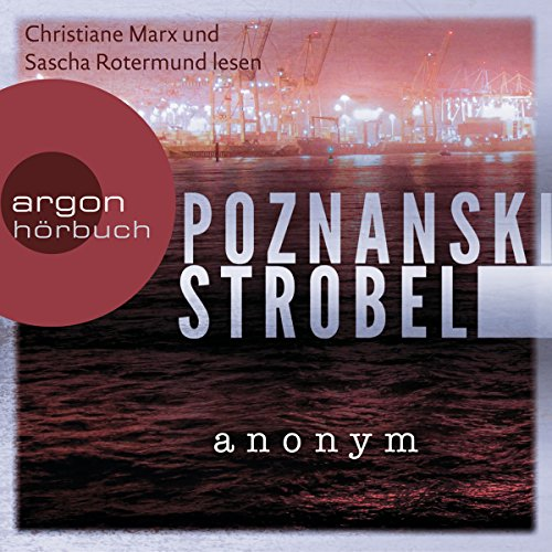 Anonym audiobook cover art