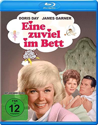 Eine zuviel im Bett (mit Doris Day) [Blu-ray]