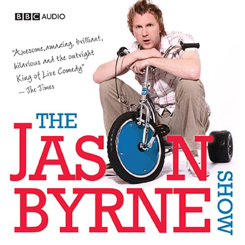 The Jason Byrne Show cover art