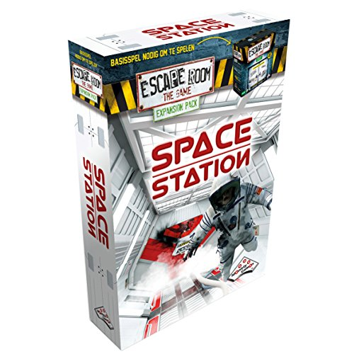 ESCAPE ROOM - THE GAME: SPACE STATION [GAME]: Escape Room: Amazon ...