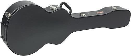 Stagg GEC-LP Economical Hard Case for Les Paul Style Electric Guitar - Black