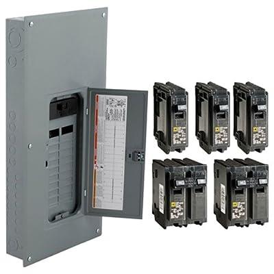 Amazon Com 200 Amp Outdoor Breaker Box