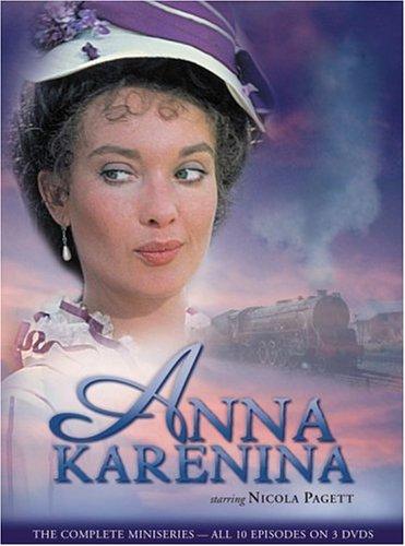 Anna Karenina (1977) - The Complete Miniseries B0000A5A17 Book Cover