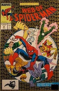 Web of Spider-Man #50 Special Giant Sized 50th Issue! (1,000 Words, Volume 1)