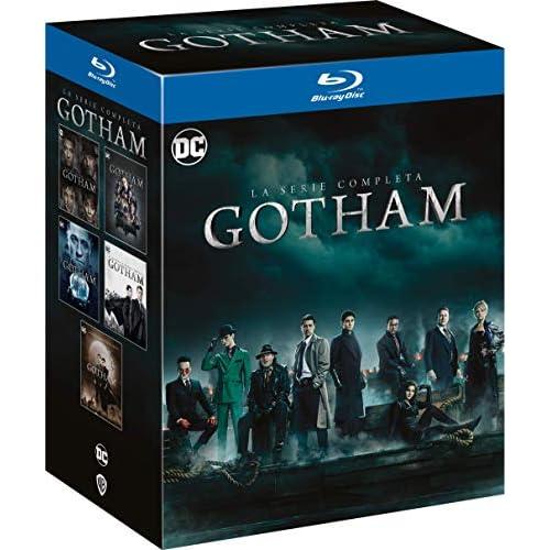 Gotham La Serie Completa - Stagioni 1-5 (18 Blu Ray)