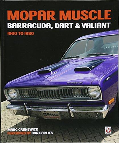 MOPAR Muscle - Barracuda, Dart & Valiant 1960-1980