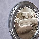 Espejo de pared redondo / espejo de pared plateado / espejos vintage / espejos modernos / espejos de pared / espejos hechos a mano / regalos / nuevo modelo 2021 estilo
