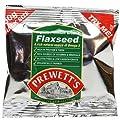 Prewetts Organic Premium Ground Flaxseed 175g - Pack of 3