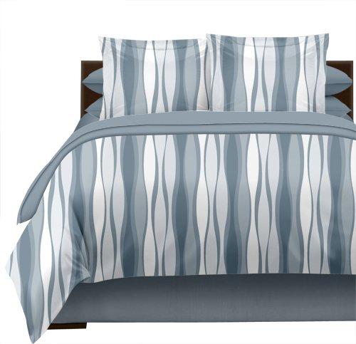 Beco Home Geo Stripe Bett in Einer Tasche, voll
