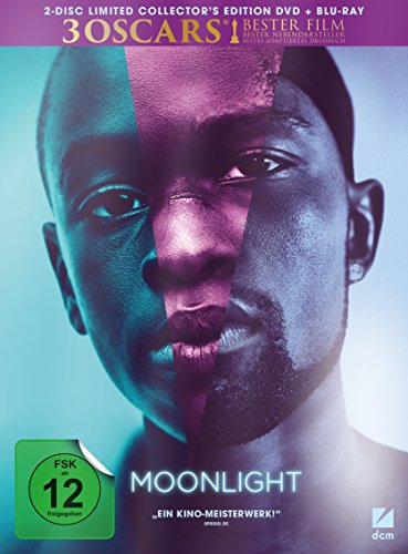 Moonlight – 2-Disc Limited Collector's Edition DVD + BD (exklusiv bei Amazon.de) [Blu-ray] [Limited Edition]