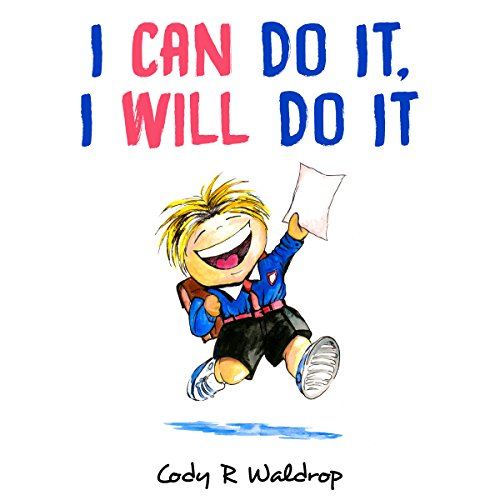 I Can Do It, I Will Do It audiobook cover art