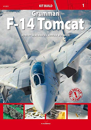 Grumman F-14 Tomcat (Kit Build, Band 41001)