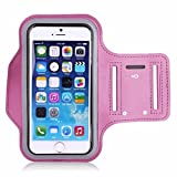 Aeoss Sports Running Jogging Gym Armband Case Cover Holder Compatible for All Smart Phones Till 5...