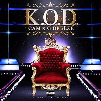 K.O.D. (feat. G Breeze)