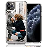 Design Your Own iPhone Case, Dual Layered Personalized Photo Phone case for iPhone 11 Pro Max Custom Case