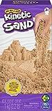 Kinetic Sand naturbraun, Arena Original Kinetic (1 kg), Color marrón, Puede aplicar. (Spin Master 6060998)