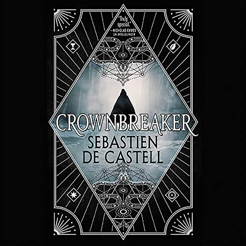 Crownbreaker Audiobook By Sebastien de Castell cover art