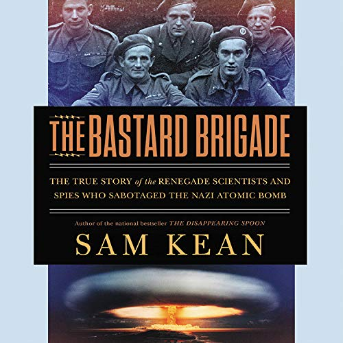 The Bastard Brigade  By  cover art