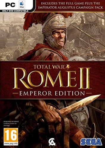 Total War: Rome II - Emperor's Edition (PC DVD) [Import UK]