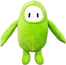 Cartoon Plush Animals- Fall Guys: Ultimate Knockout Plush Toys Dolls Kids Festival Carry Gifts (Green)