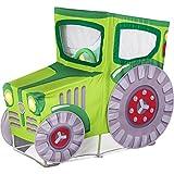 HABA 303466–Tente de Jeux Tracteur