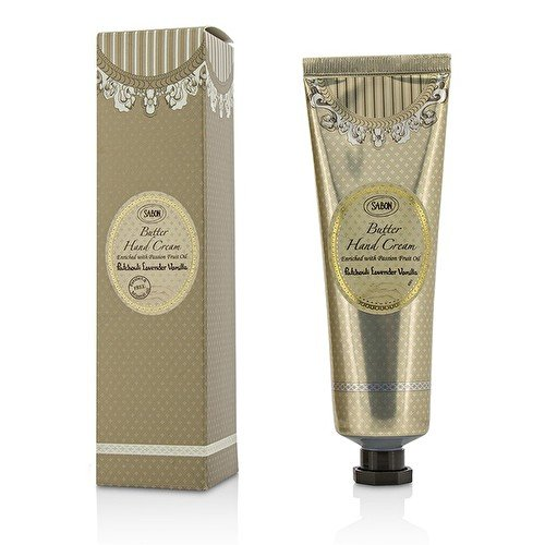 Sabon Butter Hand Cream - Patchouli Lavender Vanilla 75ml