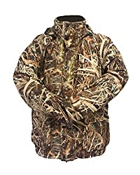 Wildfowler Outfitter Camo Hunting Insulated Parka